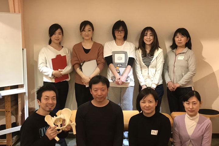 2月度「骨盤軸整体ベーシックセミナー」開催しました