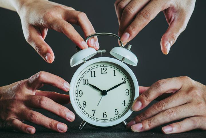 施術時間と値段の相関性