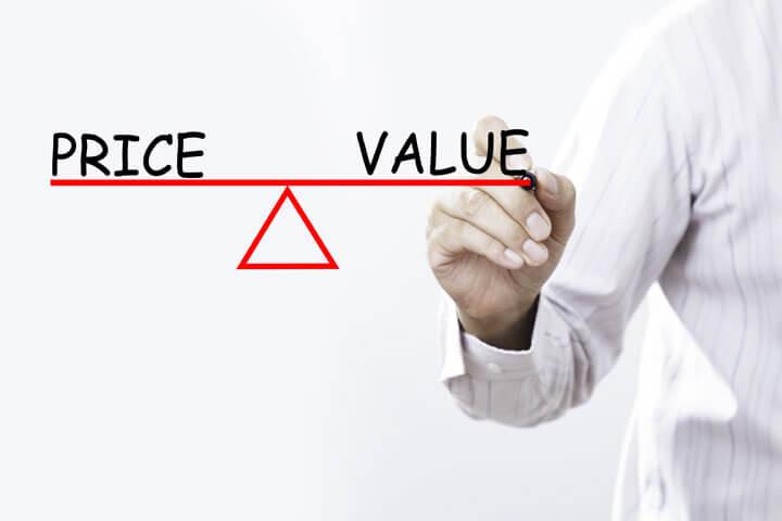 競合店との価格比較について