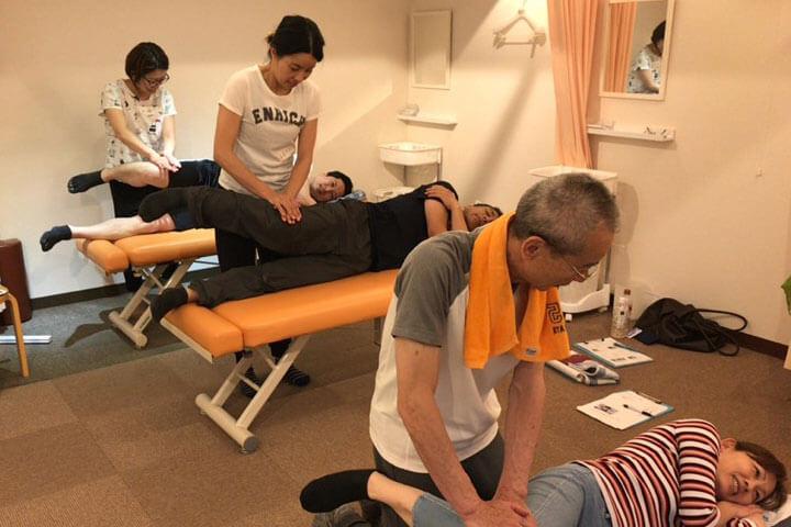 骨盤軸整体名古屋セミナー開催