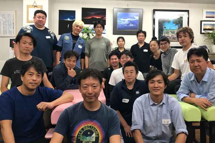 「骨盤軸整体ベーシックセミナーin名古屋」無事に開催しました!